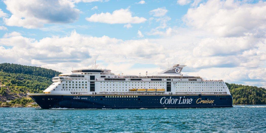 Norwegen Kiel-Oslo-Kiel - 3-tägige Minikreuzfahrt auf Color Magic oder Color Fantasy