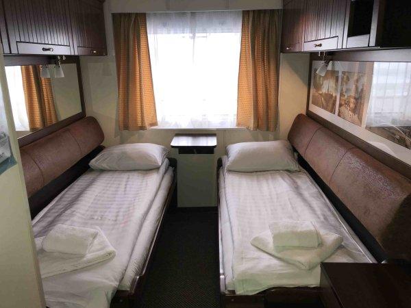 2-Bett Kabine Deck 2 Standard