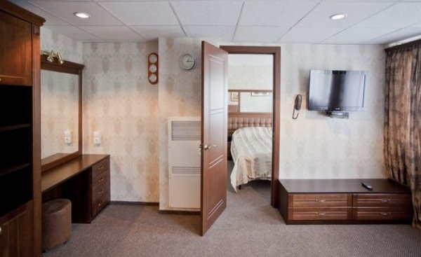 2-Bett Kabine Deck 4 Grand Suite